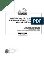 Substitutivo ao PL 1.876/1999 e apensos (Código Florestal)