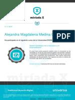 Diploma Ale Meddina