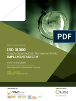 Brosur ISO31000 Implementation Revamp 2016