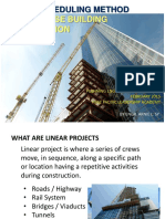 Linear Scheduling for High-Rise Building Construction