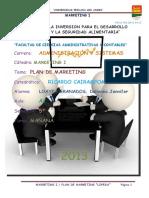 192089601 Plan de Marketing de Lopesa