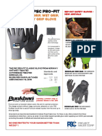 New Work Gloves Oct 2016