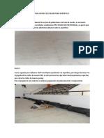 Proceso Constructivo Para Un Piso de Poliuretano Deportivo