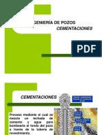 PERFORACION 2.2 cementacion de pozos