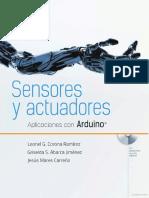 Sensores y Actuadores Para Arduino