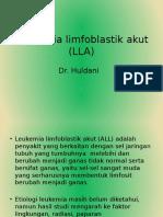 Leukemia Limfoblastik Akut (LLA)