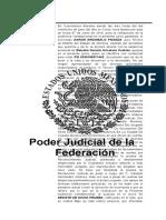 Acta de Audiencia Constitucional