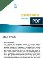 Company Profile PT. Mipacko Farrela 2016