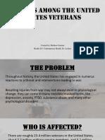 health 203  veteran wellness
