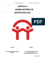Programa Interno Proteccion Civil UTSEM
