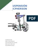 Manual de Suspensión Mcpherson