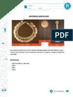 Adorno Mapuche