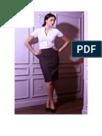 Diseño Uniforme de Secretaria