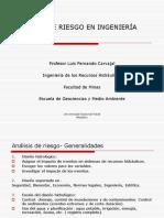Analisis de Riesgo en Ingeniería IRH