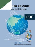Cohetes de Agua-Manual Del Educador
