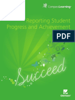 Reporting Student Success