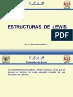 8 Estructuras Lewis