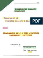 PCD Lab Manual