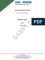 Sample IR Report