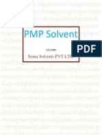 PMP Solvent