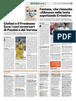 La Gazzetta dello Sport 17-11-2016 - Calcio Lega Pro