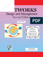 "Network Design and Management"" – by Steven T.karris"
