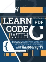 The Magpi Essentials - Learn to Code with C - Vol1, 2016.pdf