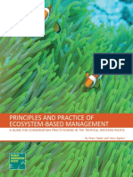 PRINCIPLES AND PRACTICE OF ECOSYSTEM-BASED MANAGEMENT