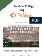 How to Use Picmonkey - Monico de Chavevz - Virtual Powerhouse