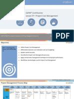 Lesson 7 - CAPM_Prep_Cost Management _V2