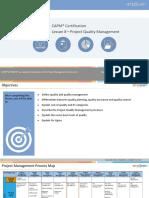 Lesson 8 -CAPM Prep Quality Management V2