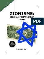 Zionisme Gerakan Menaklukan Dunia -- Z.A. Maulani.pdf