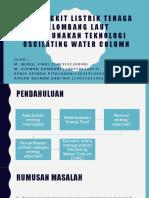 Pembangkit listrik tenaga gelombang laut menggunakan teknologi oscilating.pptx