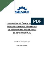 Nuevaguia Mej Metodos II 18.08.2016 Piscoya