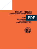 (Varios) Pensar y Resistir. La Sociologia Critica después de Foucault.pdf