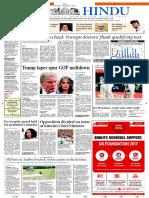 10-10-2016 - The Hindu - Shashi Thakur