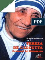 Tereza de La Calcutta - Creionul Lui Dumnezeu PDF
