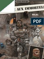 Trilogie Nikopol 01 La Foire Aux Immortels