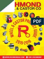 Wheel & Caster - Richmon