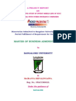 213019837 MBA Finance Project