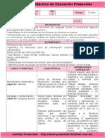 Planeación Preescolar - La Farmacia.doc
