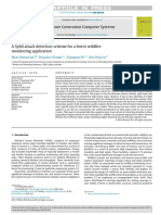 A Sybil Attack Detection Scheme for a Forest Wildfire