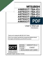 A970 GOT Manual
