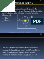 Engg Mechanics Moment of Inertia (1)