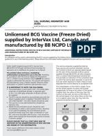9851 BCG Vaccine Professional HCW(1)