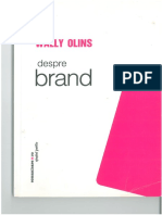 Wally Olins - Despre Brand