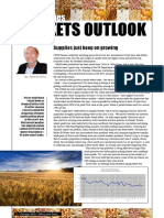 Commodities - MARKETS OUTLOOK