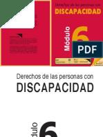 Modulo Derechos Discapacidad m6