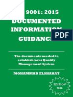 iso90012015documentedinformationguidance-151219192804