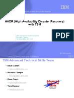 UTF-8'en'2013-12 Using HADR with TSM